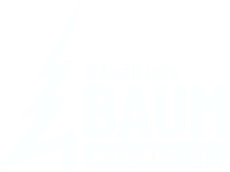 Neue Liste BAUM mit LINKS